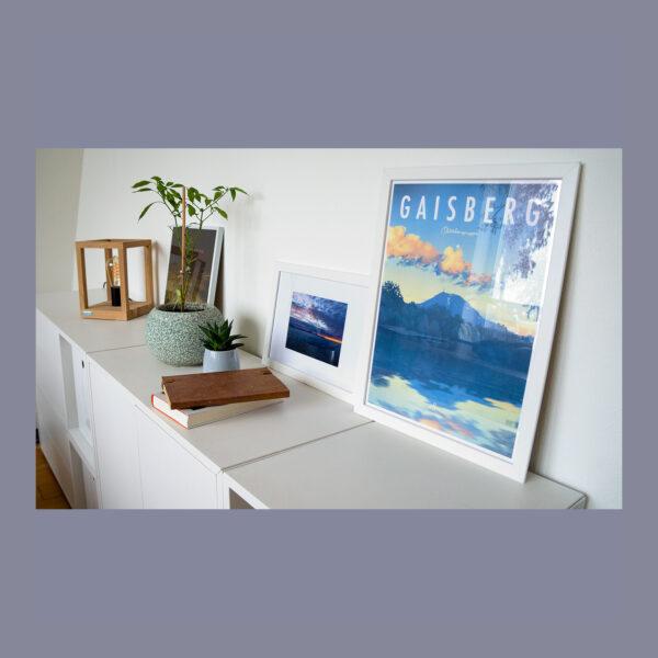 Moderne Einrichtung - Günstiges Design Poster Österreich