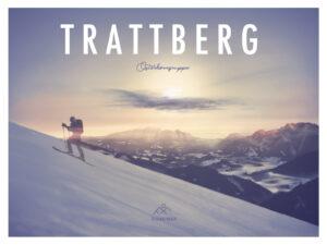 Trattberg Sonnenaufgang Skitour Poster