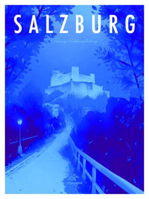 Salzburg Andenken Kunst